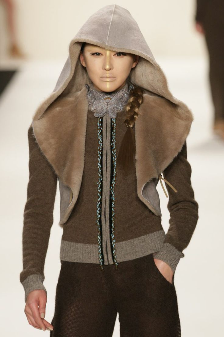 fsbpt013.02com katya Zol highres - New York Fashion Week Fall-Winter 2014 - Katya Zol - Gallery - Modelixir Universe