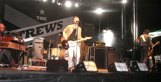 Throwback Thursday to the first time we saw Gavin with the Trews - Muskoka Sounds Music Festival, Huntsville, ON, Sept 13/14. An amazing, muddy, cold, incredible show.