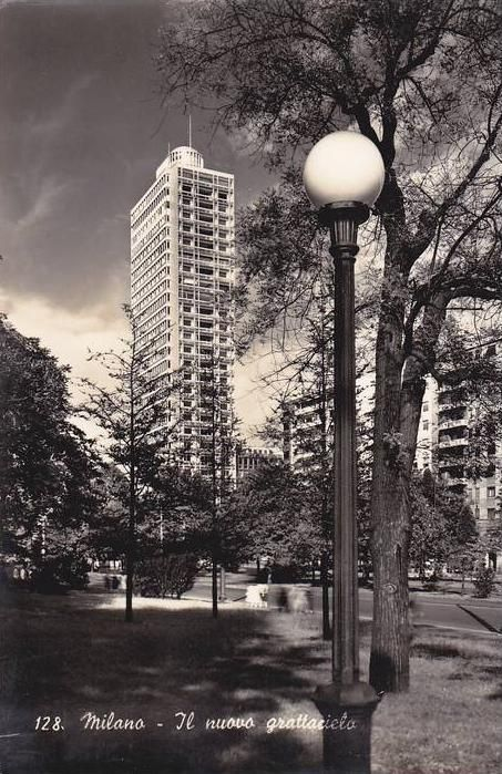 Torre Breda, arch. Luigi Mattioni