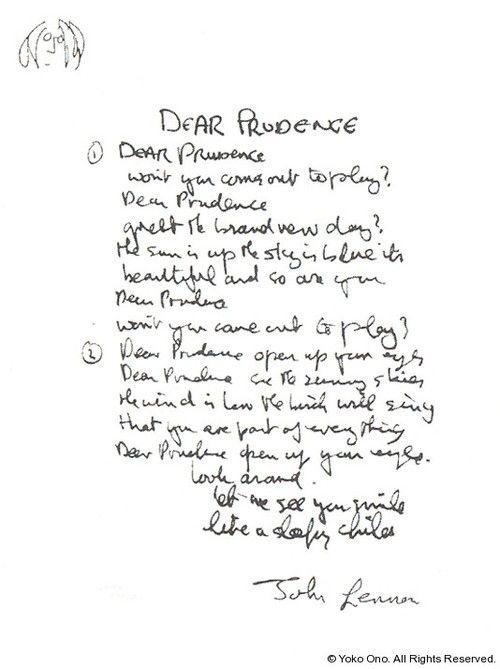Elevator Love Letter Lyrics
