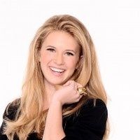 Caroline Sunshine of the Disney Channel's Shake It Up