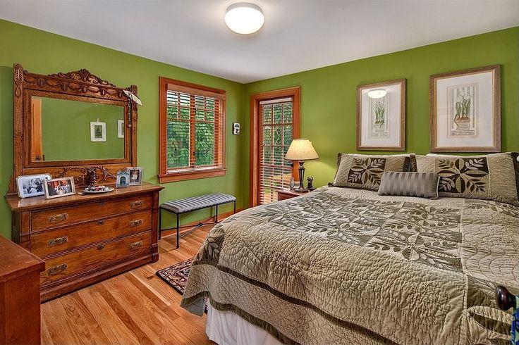 Спальни в зеленом цвете - Статьи - Недвижимость Mail.Ru