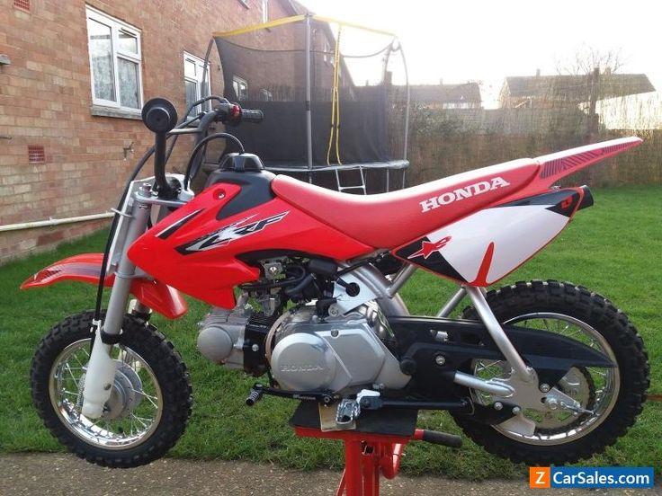 Honda CRF50 2014 #honda #crf50 #forsale #unitedkingdom