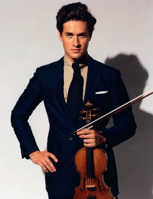 Peoples sexiest classical musician