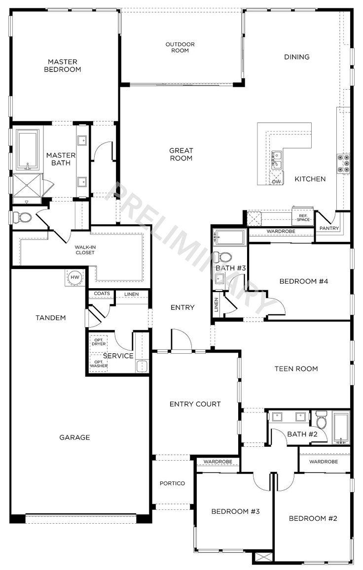 Keystone homes house plans house plans for Keystone house plan