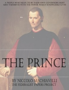 "GET A FREE COPY OF ""The Prince"" by Niccolo Machiavelli"