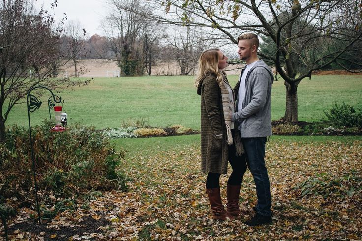 His + Hers: Warm and cozy fall outfits worn during our trip to Hershey, PA