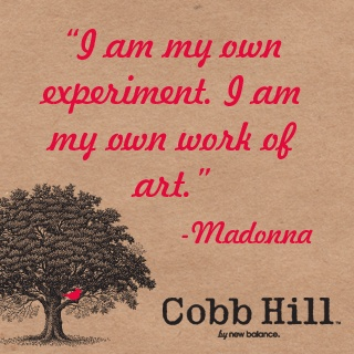 I am my own experiment?!!!!!!!! For years I thought I made this quote up!!!!!!!!!!!!!