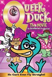 Queer Duck The Movie Online. Seymour Duckstein (Queer Duck) leaves his lover, Openly Gator, when he becomes enamored of and marries the Nora-Desmondesque Ms. Buzzard.