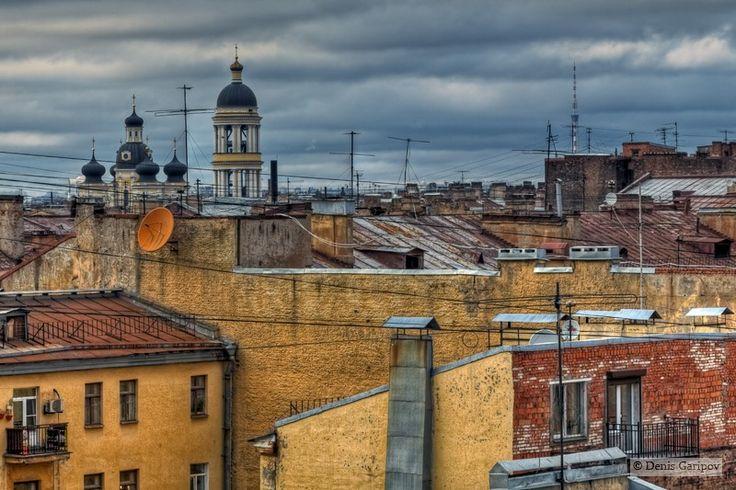 Санкт-Петербург, апрель 2010 года, Saint-Petersburg in April of 2010, источник: http://valdep.livejournal.com