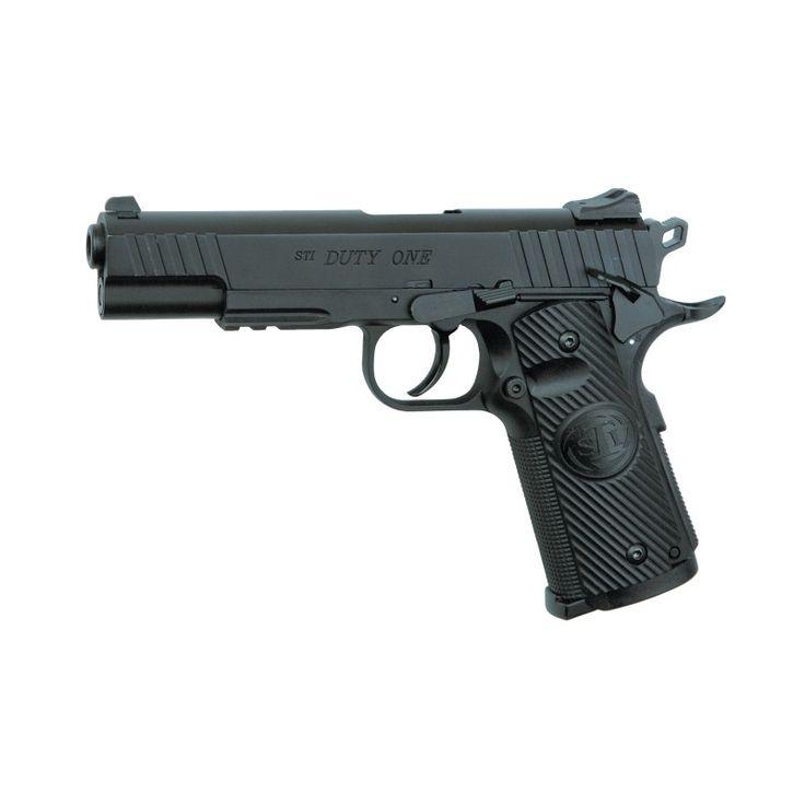 SoftGun Pistol Co2 STI DUTY ONE