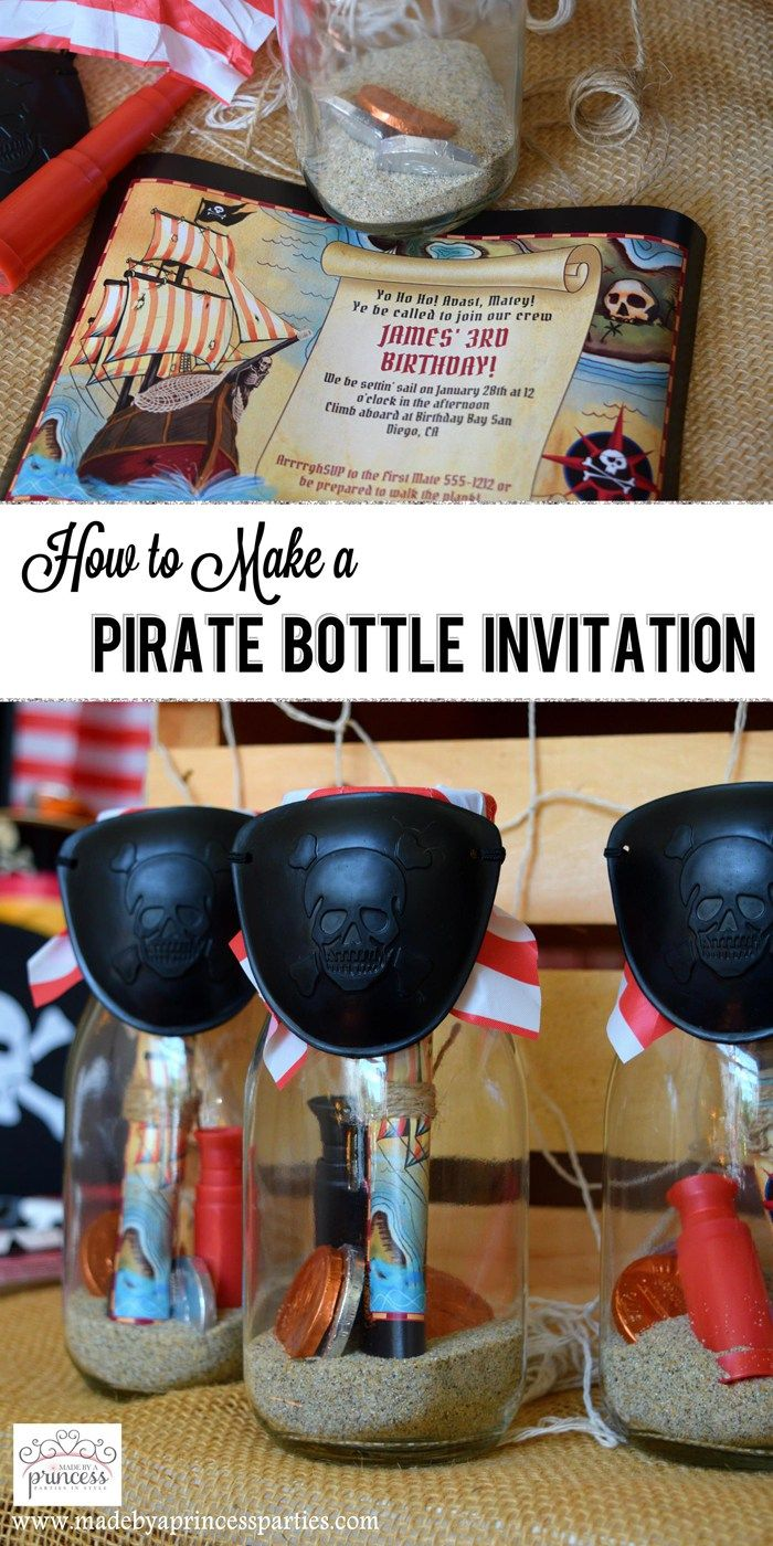 Best 25+ Pirate invitations ideas on Pinterest   Pirate party ...
