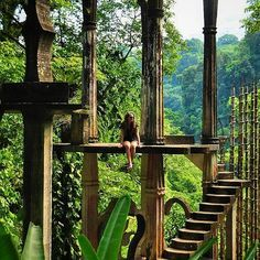 Castillo Edward James - Xilitla San Luis Potosi