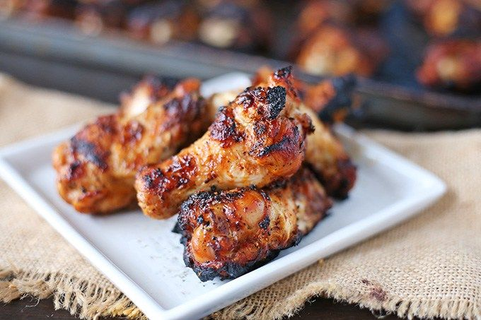 Chargrilled Chicken Wings Recipe