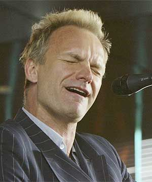 The Police band together for Sting | Stuff.co.nz