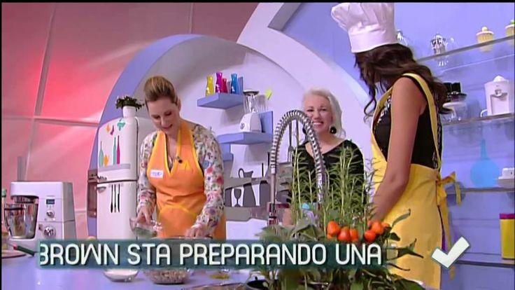 Detto Fatto - La torta di patate dolci preparata da Donna Brown 26/03/20...