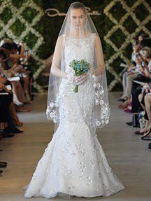 Oscar de la Renta / vestidos de novia colección 2013