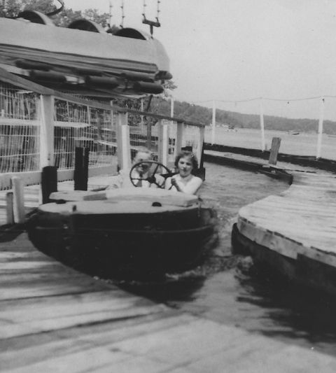 47 Best Bertrand Island Amusement Park Images On Pinterest
