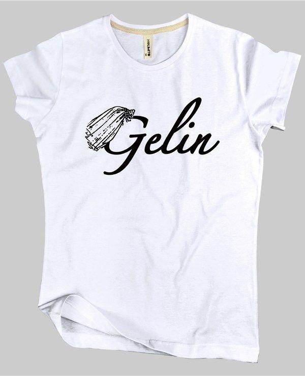 Tish-O Nolimito Gelin kadınTişört