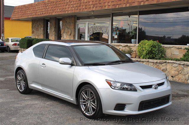 2012 Used Scion tC at Best Choice Motors Serving Tulsa, OK, IID 12513383