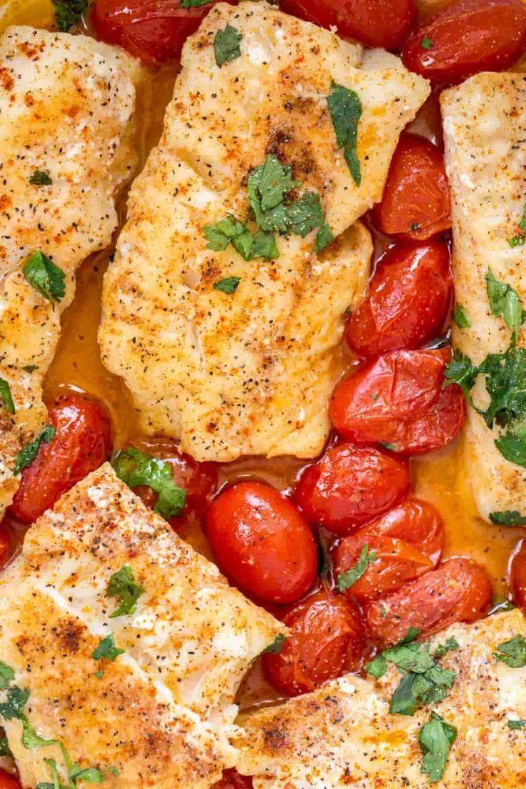 Cod Recipe In Butter Wine Sauce Valentina S Corner In 2020 Cod Recipes Cod Fish Recipes Cod Fish Recipes Healthy