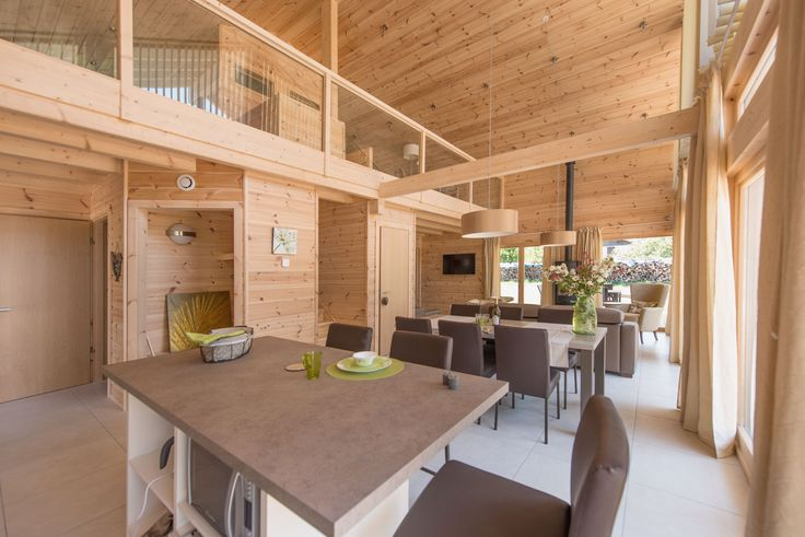 Lumi Polar Introduces new homes in France: Chalet de charme and Chalet bien-être for the suburban complex «Les 4 Saisons». Both chalets are built of the pine timber 88 x 178 mm. #LUMIHOME #LUMIHOUSE #France #lumipolar #loghouse #PolarLifeHaus #uniquehouse #Chalet #Chalain #timber #tree #french #slowlife #design #house #architecture #lovewoodhouse #relax #ecohouselove #spa #likeorganic #bubblebath #holidays #vacantion #family #woodplanet #honkatalot #Marigny #luxury #villa