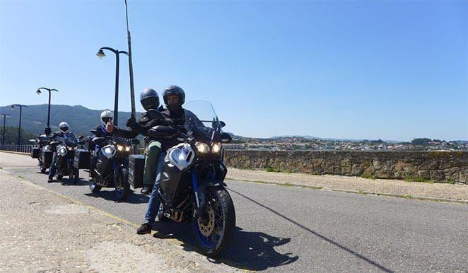 Motor Tours in Galicia, Yamaha Super Ténéré 1200Z