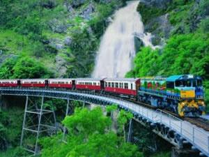 Kuranda Railway...what a fabulous experience.