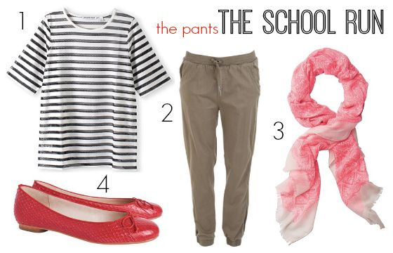 What to wear on the school run