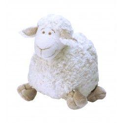Peluche mouton frisé