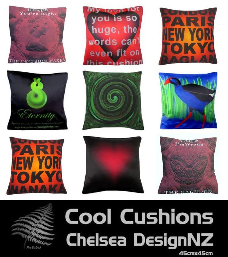 #throw pillows. Mum would love a cushion on Mother's Day. Cushions and Covers by Chelsea Design NZ