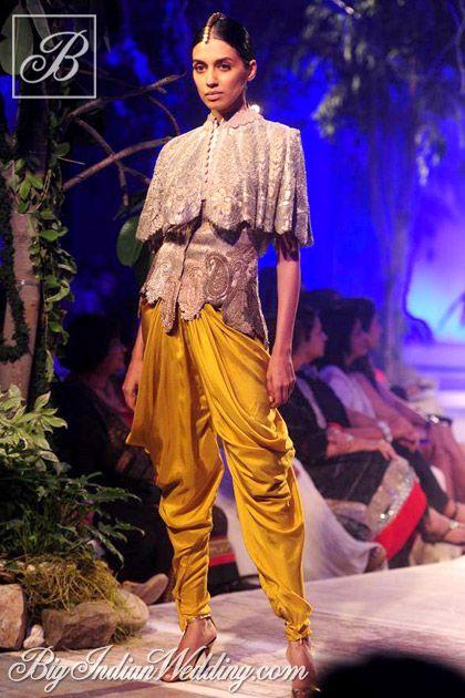 Anamika Khanna Delhi Couture Week 2013   Cocktail Wear   Bigindianwedding