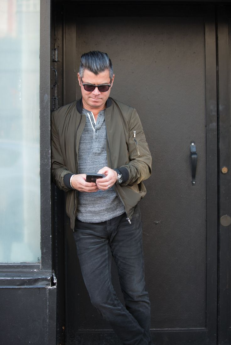 Seattle Street Style: How the Emerald City's Men Get Dressed Photos | GQ