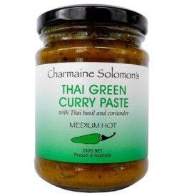 THAI GREEN CURRY PASTE - 250G