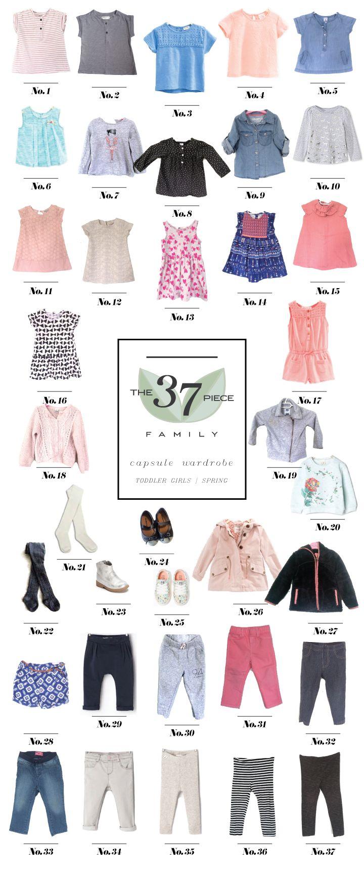 9b9c7e8106a6 Nora s Spring Capsule Wardrobe   Toddler Girls