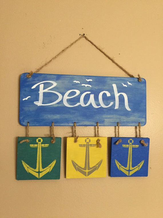Hey, I found this really awesome Etsy listing at https://www.etsy.com/listing/239087589/beach-sign-beach-house-decor-nautical