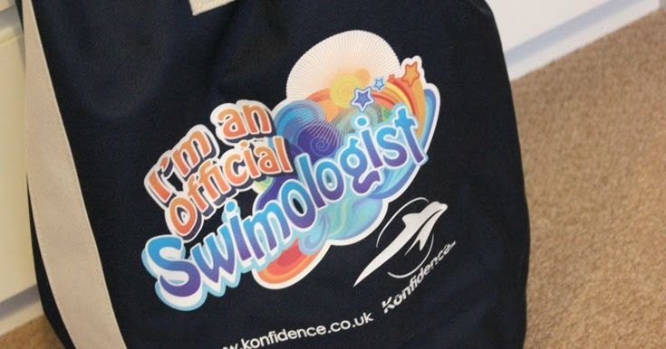 We're proud to be 2017 Konfidence Swimologists, putting the Konfidence range to the test as our daughter learns to swim.