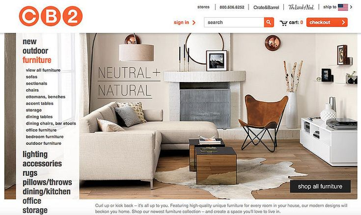 The Ultimate Guide to Shopping at the 30 Best Online Furniture Stores for a Modern Home - http://freshome.com/best-online-furniture-stores/