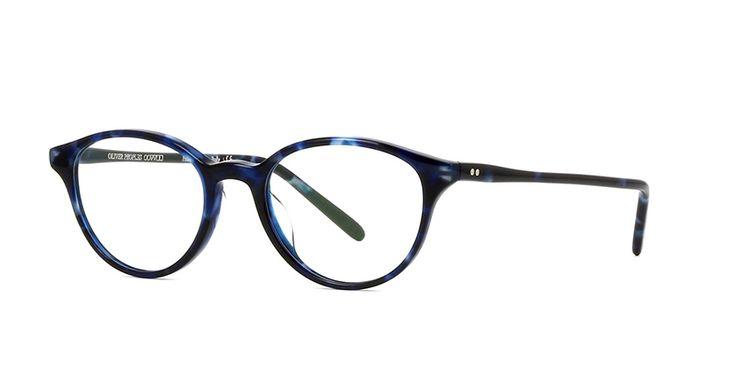Oliver Peoples Mareen OV5341U 1573 Cobalt Tortoise Glasses | Pretavoir