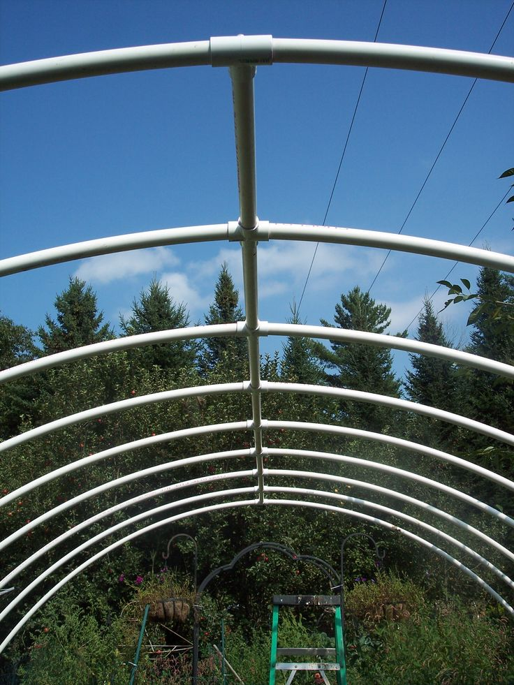 Hoop house - many uses. Early pen for new chicks greenhouse, winter garden, early spring garden, rain shelter for animals/chooks ....... make it mobile for garden rotation etc. Dont use wood for base as it will rot. Make entire structure with PVC pipe and connectors.