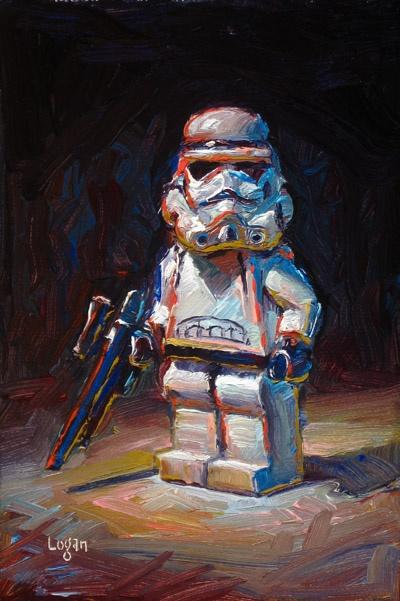 Raymond Logan - StormTrooper