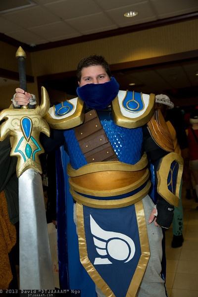 League of Legends - Garen, the Might of Demacia