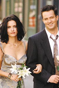 dear Courteney: Matthew Perry never would've cheated like David Arquette...just sayin' ;)