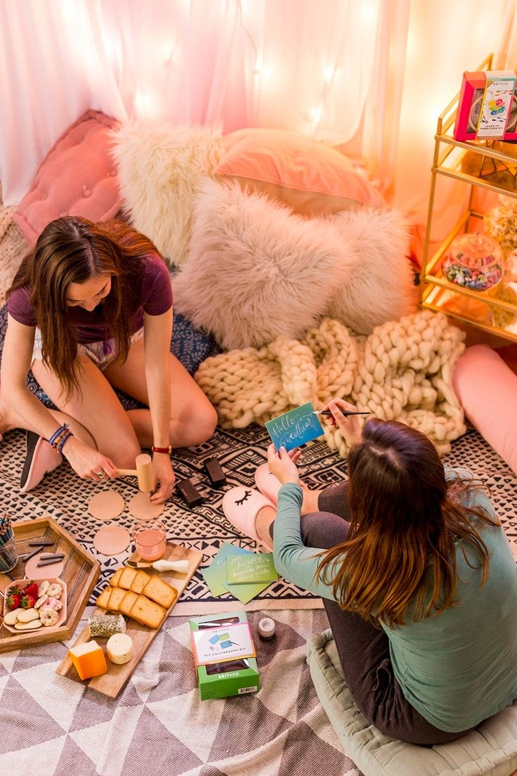 Best 25 Adult slumber party ideas on Pinterest