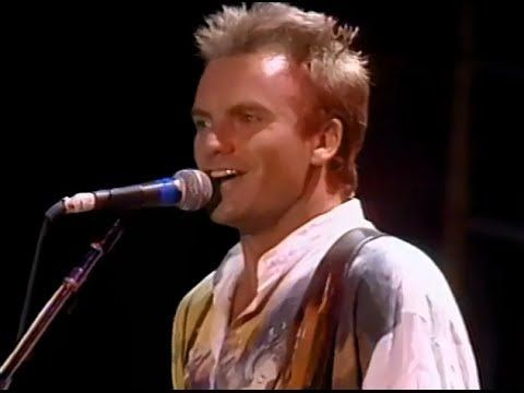 The Police - Full Concert - 06/15/86 - Giants Stadium (OFFICIAL) - YouTube