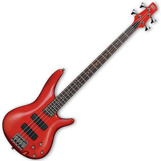 Ibanez SR300 Bass Guitar,RW Candy Apple Red at Gear4Music.com