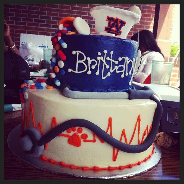 Auburn Birthday Cake Ideas