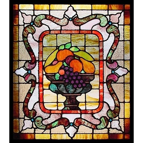 1000 images about kitchen stained glass on pinterest for Stained glass kitchen windows