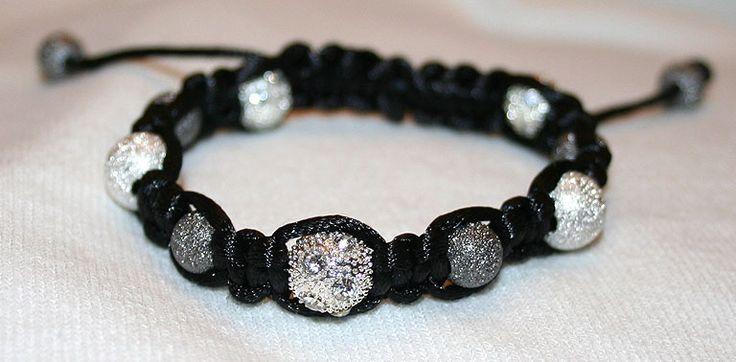 Meltzer design & smycken: Makraméarmband