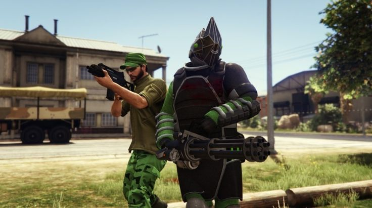 GTA Online - Adversary Mode: Power Mad IGN shows you a match of Power Mad one of the Adversary Modes in GTA Online. July 25 2017 at 10:21PM  https://www.youtube.com/user/ScottDogGaming
